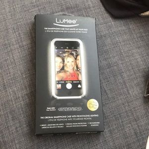 Lumee light phone case